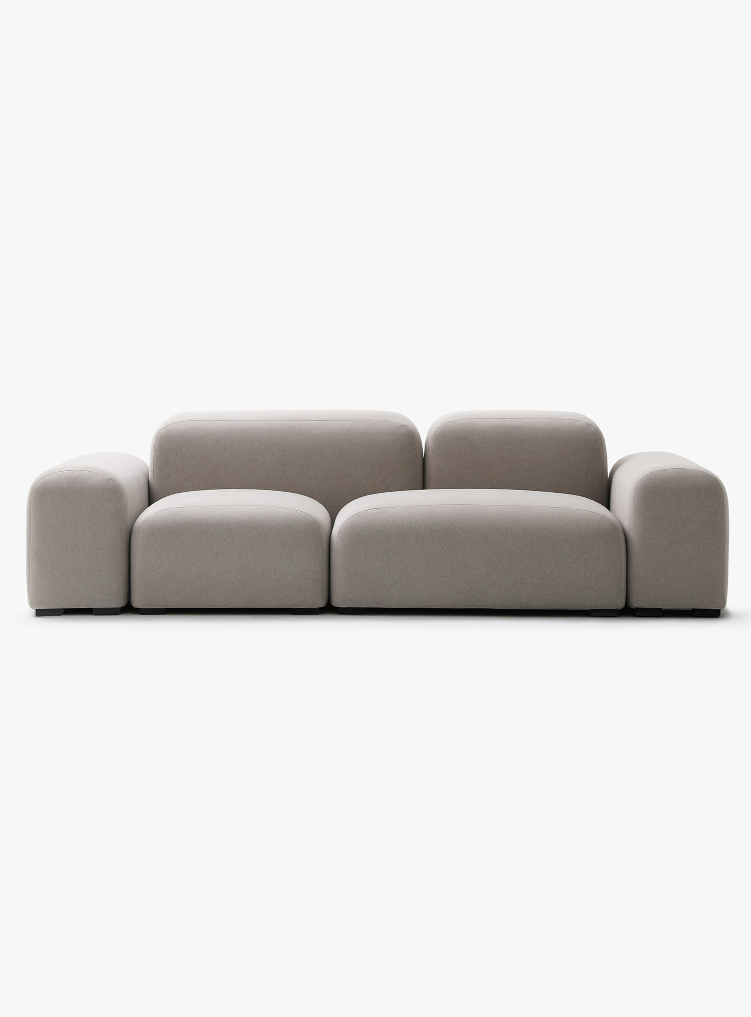 잭슨카멜레온 - Pebble Sofa - Fabric