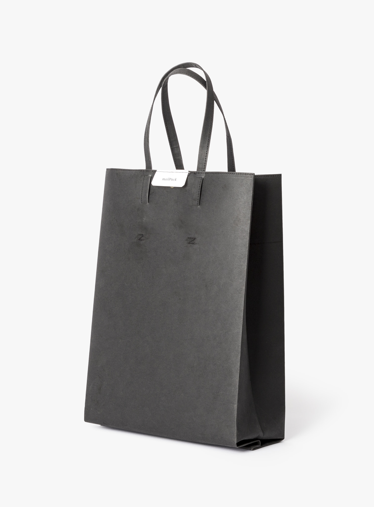 "메일팩 - ""Eco""bag, Literally Black"